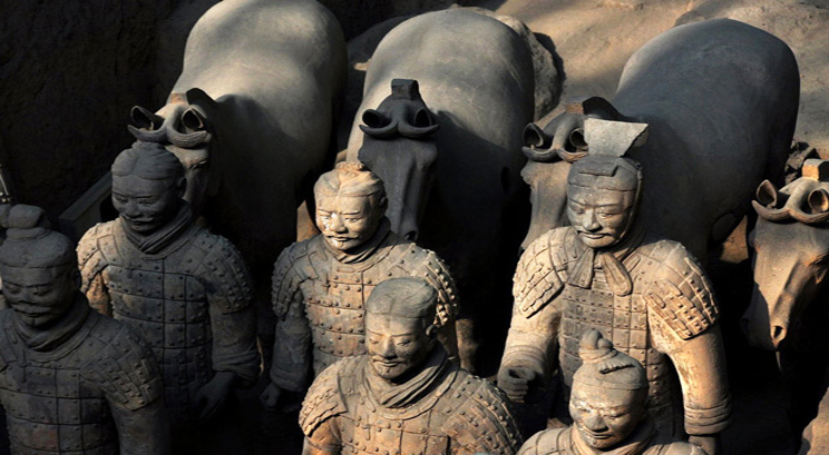 Terra-Cotta Warriors