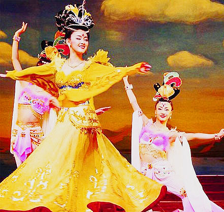 Tang Dynasty Palace Show